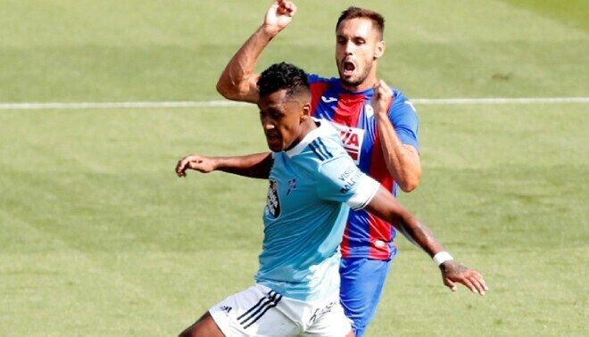 El peruano jugará su segundo partido en La Liga. Celta viene de igualar la fecha anterior ante Eibar 0-0. | FOTO: difusión