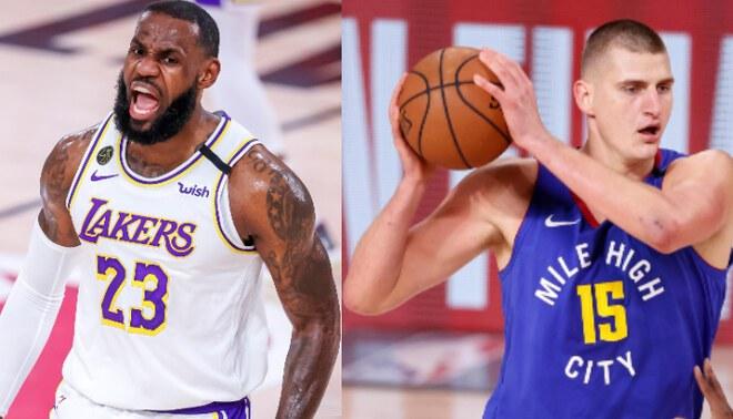 NBA Streams Roja Directa ver NBA EN VIVO Lakers vs Nuggets ...