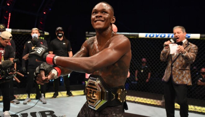Adesanya no tuvo piedad y venció a Costa por KO en la estelar del UFC 253 [VIDEO]