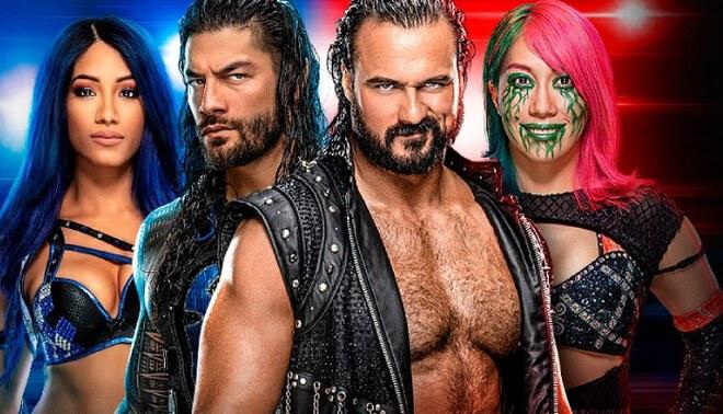 WWE RAW se realizará la segunda parte de la lotería - FOTO: WWE