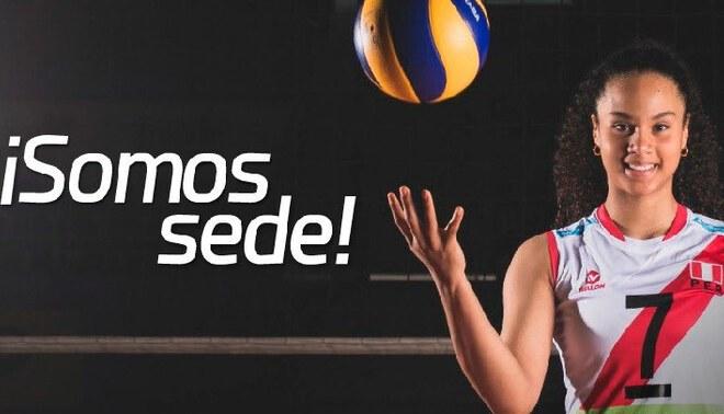 Ratifican a Perú como sede del Campeonato Sudamericano de Voleibol Femenino U 20 - FOTO: IPD