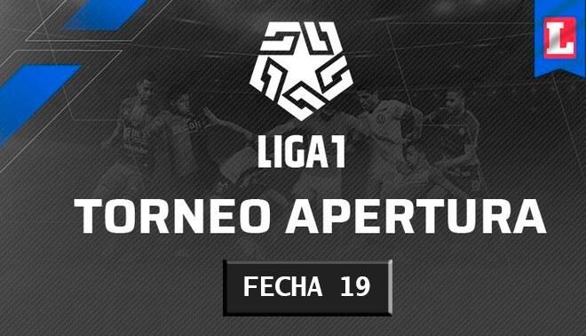 Sport Huancayo, Sporting Cristal, César Vallejo, Mannucci y Alianza Universidad lucharán por el segundo lugar de la Liga 1 en la última fecha.