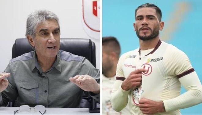 Jonathan Dos Santos recibió los elogios de Juan Carlos Oblitas. Foto: Composición.