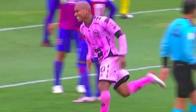 Jesús 'Chucho' Chávez anotó el gol de la victoria de Sport Boys. Foto: Captura