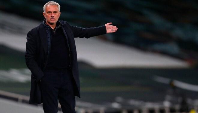 José Mourinho habló sobre el empate del Tottenham ante West Ham. FOTO: EFE