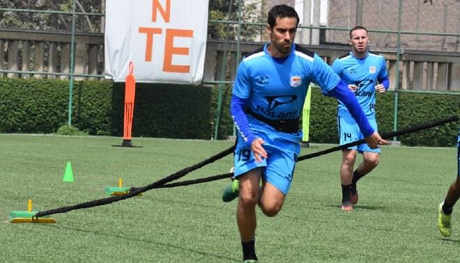 Liga 2: Carlos Orejuela quiere el ascenso con Sport Chaveline