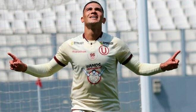 Jonathan Dos Santos convocado para el Universitario vs. Sporting Cristal. FOTO: Liga 1.