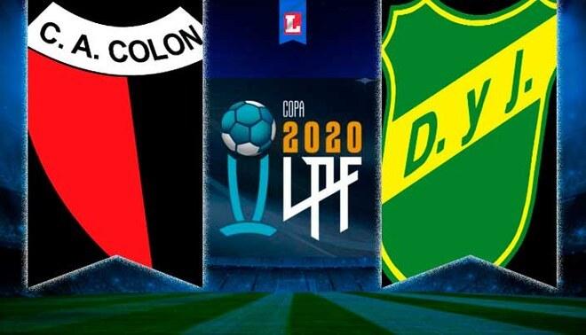Colón vs Defensa y Justicia EN VIVO: partido por la jornada 4 de la Copa de la Liga Profesional. FOTO: Composición