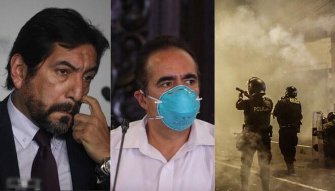 Exasesor de Gastón Rodríguez investigará abusos policiales durante protestas contra Merino.