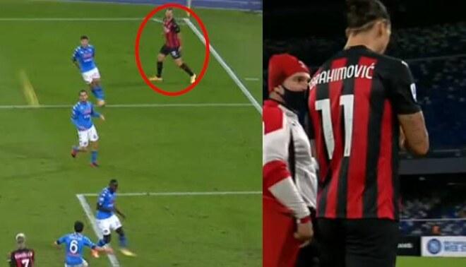 Zlatan Ibrahimović anotó dos goles en la victoria del Milán