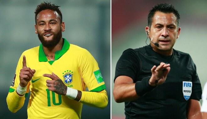 Ministerio Público archivó denuncia de abogados peruanos contra Neymar y Julio Bascuñán. FOTO: Composición