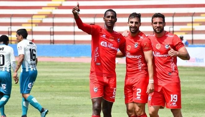 Abdiel Ayarza registra cinco goles en 20 partidos con Cienciano del Cusco
