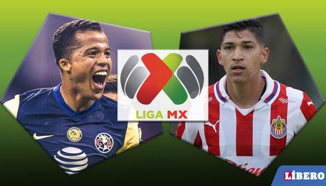 América vs Chivas EN VIVO vía TUDN por los cuartos de final de la Liga MX