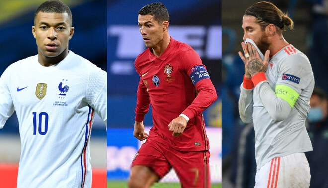 Eliminatorias Qatar 2022: grupos confirmados de las clasificatorias europeas