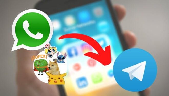 ¿Cómo pasar tus stickers favoritos de WhatsApp a Telegram?.