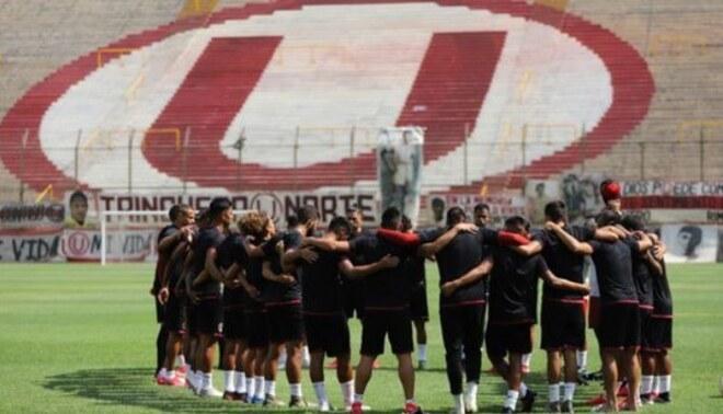 El primer equipo de Universitario quedó listo para el inicio de la pretemporada. Foto: Captura
