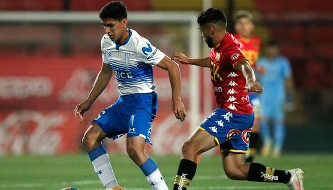 Universidad Católica empató 1-1 ante Unión Española y se mantiene como líder del Campeonato Nacional.