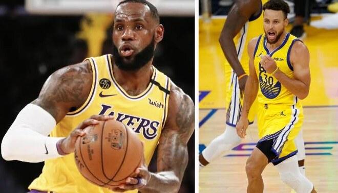 VER Lakers vs. Warriors EN VIVO con LeBron James: resultado directo partido NBA