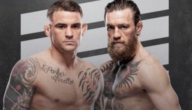 """McGregor tras superar la báscula: """"Yo pondré el picante en la pelea"""". Créditos: UFC."""