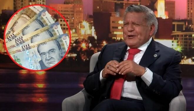 César Acuña habla sobre su posibilidad de llegar a la Presidencia del Perú. Foto: captura