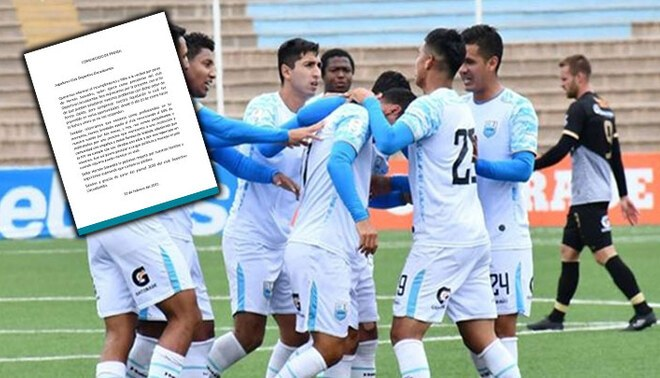 Llacuabamba: jugadores denuncian que el presidente no cumple con los pagos. Foto: Composición