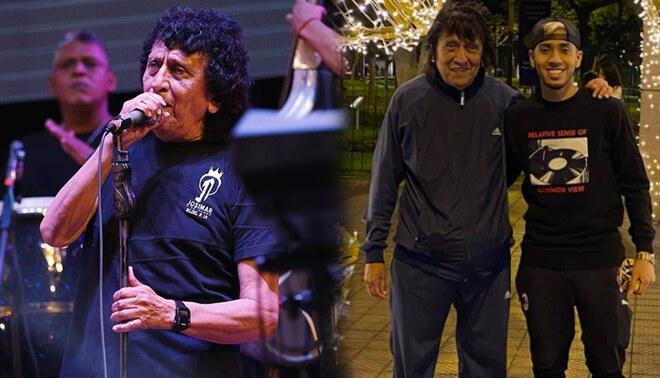 """Toño Muñoz agradeció a su padre por """"tantas enseñanzas""""."""