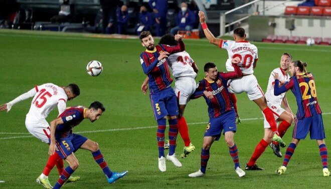 Barcelona 3-0 Sevilla: resumen, video y goles de la histórica remontada en semis de Copa del Rey