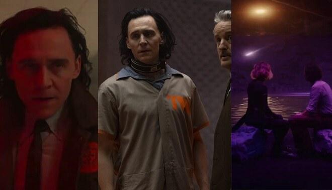 Marvel lanzó nuevo tráiler de su próxima serie Loki. Composición. Líbero.pe.