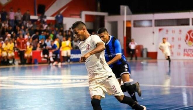 Universitario no participará en la Copa Libertadores de Futsal, FOTO: Difusión
