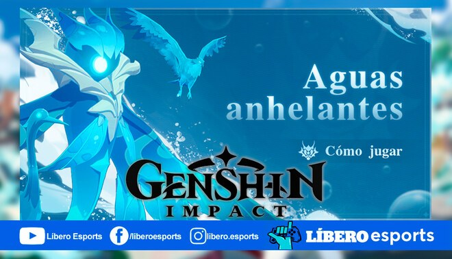 Genshin Impact: cómo jugar en el evento Aguas Anhelantes | Foto: miHoYo