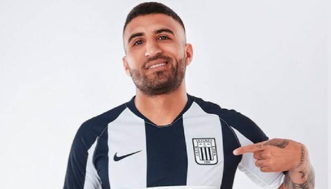 """Josepmir Ballón: """"No me interesó si era Liga 1 o Liga 2, yo quería estar en Alianza Lima"""". Créditos: difusión."""
