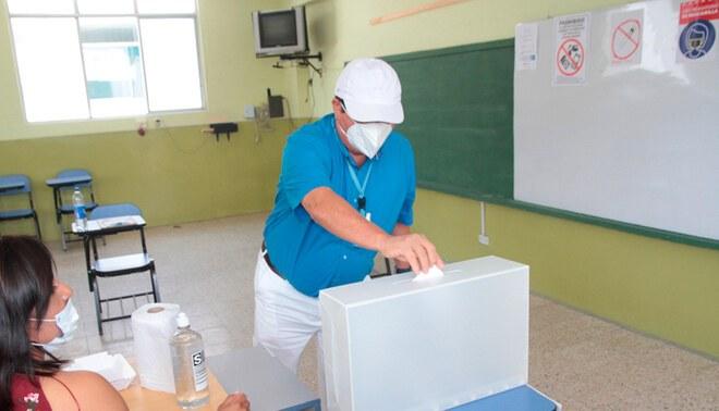 Elecciones 2021: pasos para sufragar correctamente y no viciar tu voto