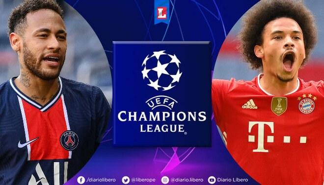 VER ESPN 2 EN VIVO partido PSG vs Bayern Munich Que Canal ...