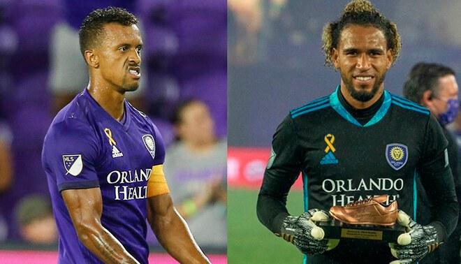 El portugués de 34 años llegó al Orlando City en 2019.