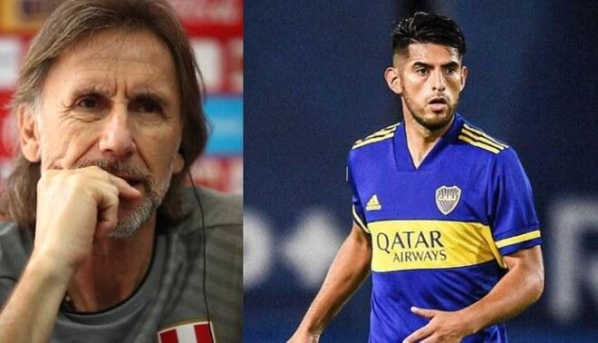Ricardo Gareca defendió de las críticas a Carlos Zambrano