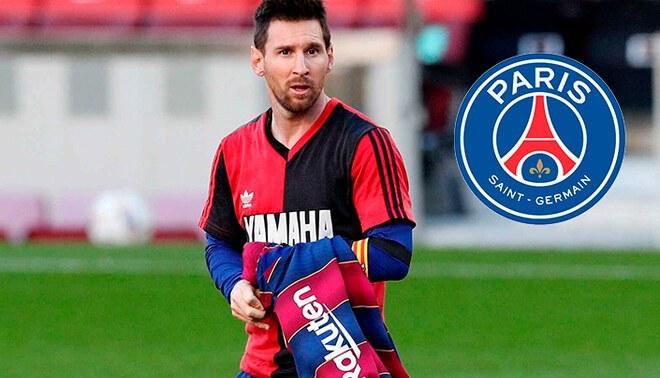 Lionel Messi termina contrato en junio.