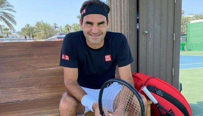 Roger Federer subasta artículos personales con los que ganó sus Grand Slam | FOTO: Twittter @rogerfederer
