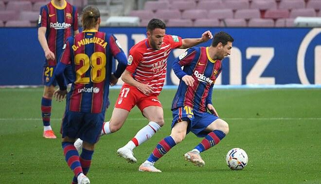 Barcelona vs Granada, por fecha pendiente de LaLiga.