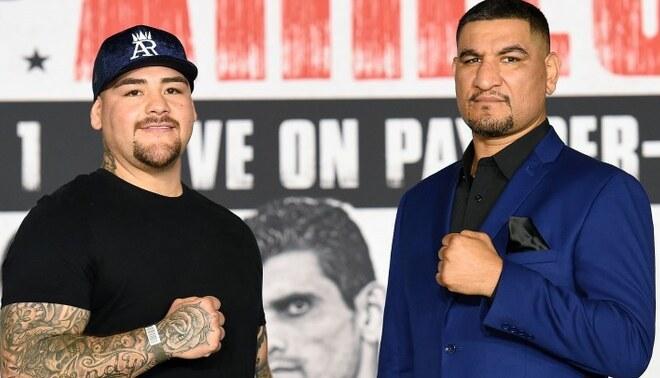 Andy Ruiz vs Chris Arreola EN VIVO: ¿A qué y en dónde ver la pelea?. Créditos: Fox Sports.