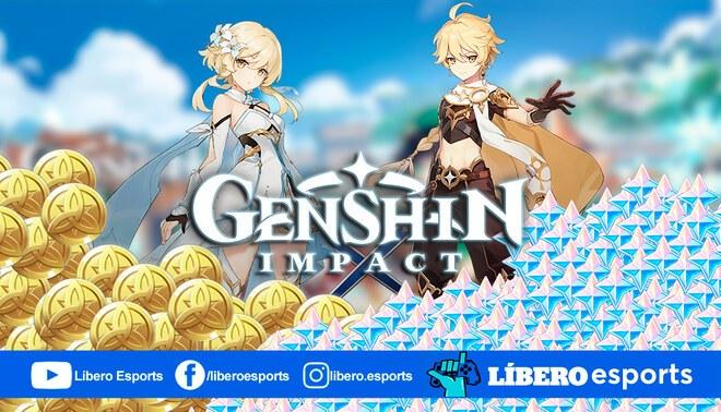 Genshin Impact: lista de códigos activos hasta la fecha - 1 de mayo 2021 | Foto: composición