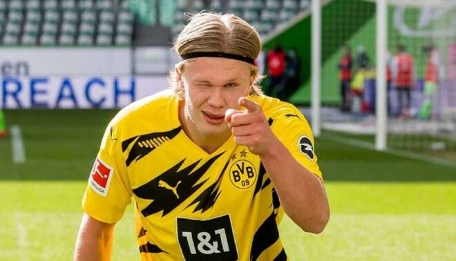 Erling Haaland saldrá del Borussia Dortmund en el próximo verano europeo. | FOTO: agencias