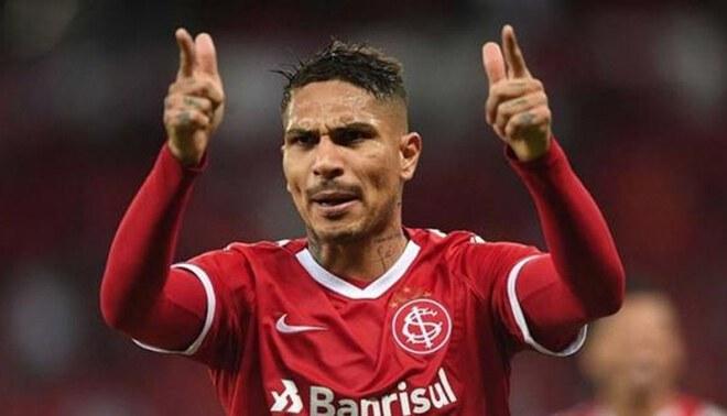 El futbolista aún no renueva contrato con el cuadro brasileño. Foto: AFP.