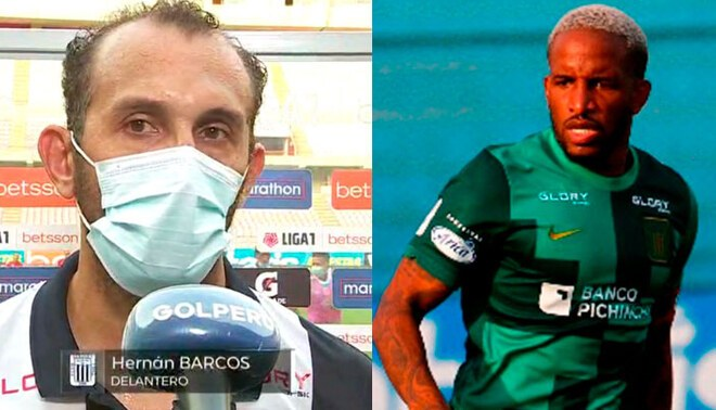 Alianza Lima Hernán Barcos