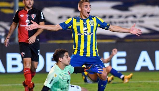 Rosario Central goleó 3-0 a Newell's y se llevó el Clásico Rosarino