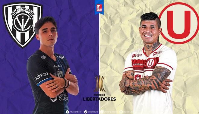 Universitario vs Independiente del Valle: conoce la hora y canal del partido por Copa Libertadores