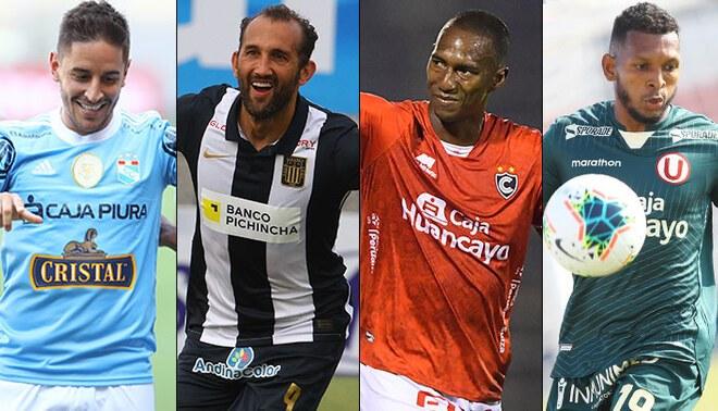 Liga 1 Betsson 2021: así va la tabla de posiciones del Grupo A y Grupo B tras la fecha 6. Foto: Líbero