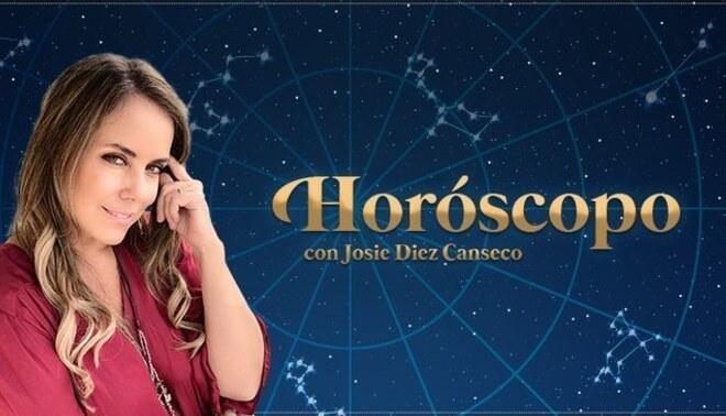 Horóscopode Josie Diez Canseco.