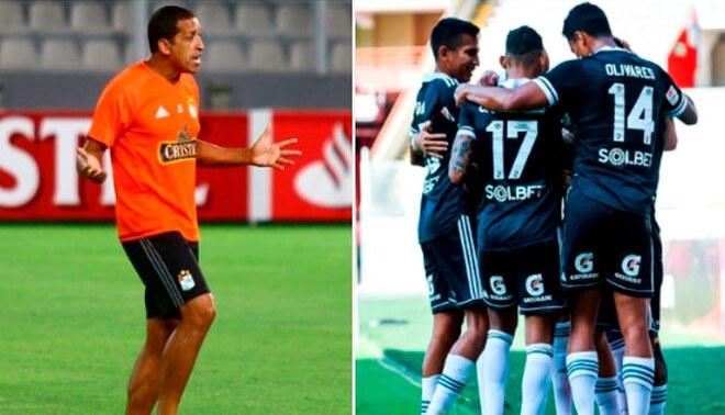 Sporting Cristal aún no logra puntuar en la Copa Libertadores 2021.