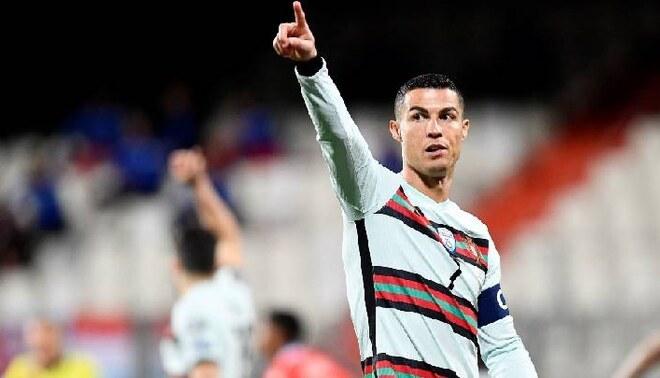 Cristiano Ronaldo volverá al Sponting de Lisboa para cerrar su carrera, FOTO: AFP