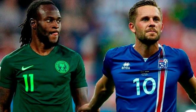 Nigeria empata 0-0 con Islandia por el Grupo D